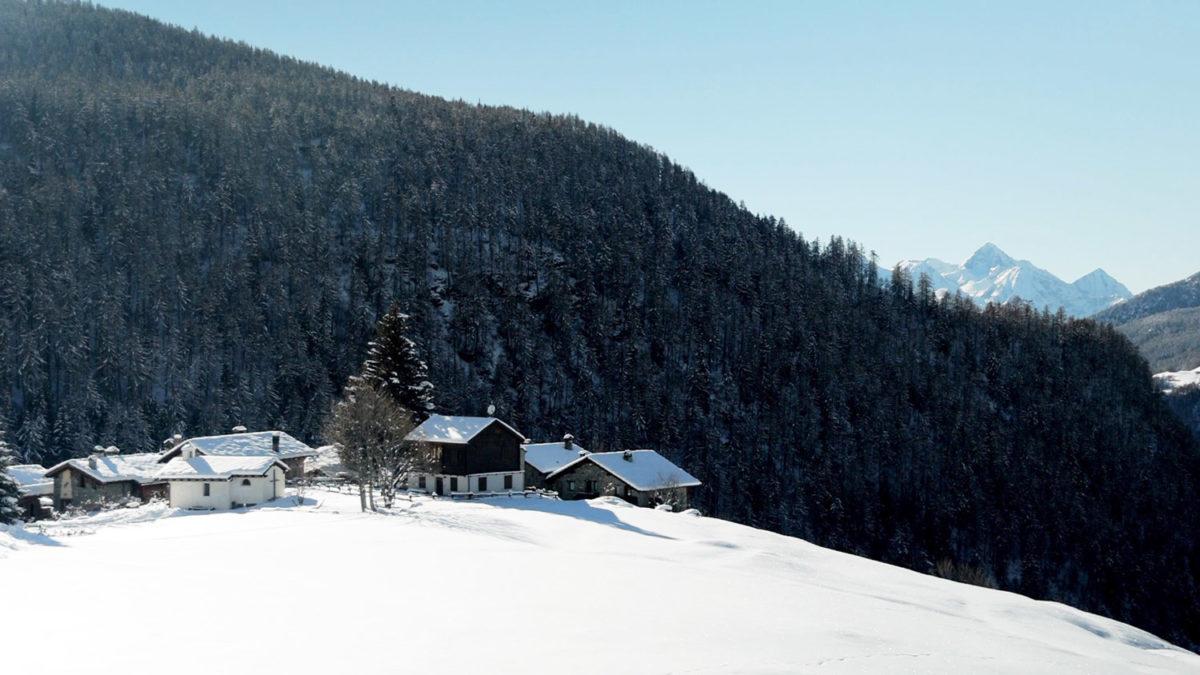 Inverno A Chamois